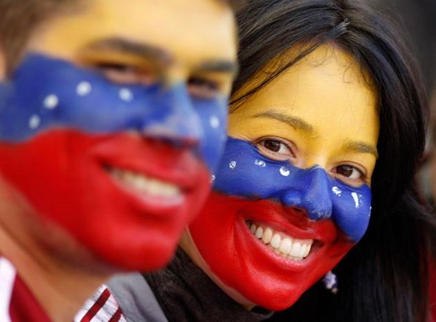 Venezolanos-alegres