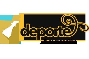 deporte logo black
