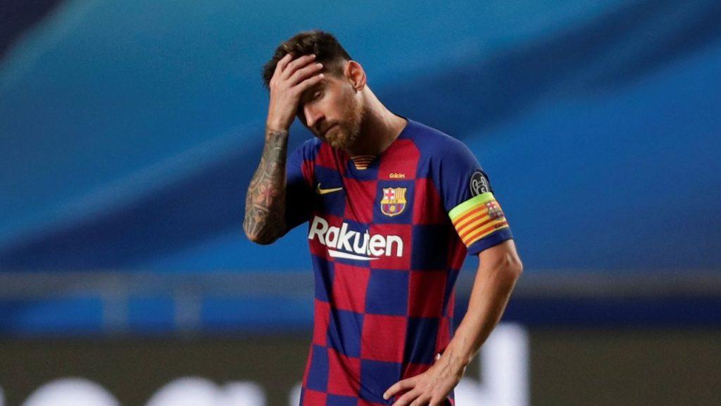 Messi al city