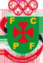 Futebol Clube Paços de Ferreira Logo